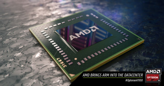 Is this chip going to be the one to make ARM a serious force in the datacenter?