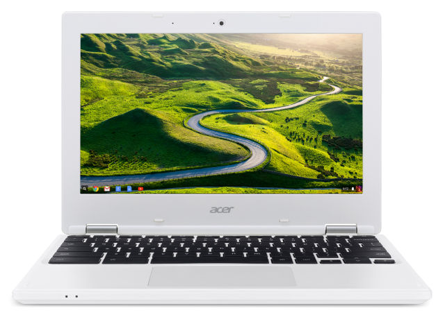 Acer has a new $180 Chromebook and a 24-inch Chrome OS all-in-one