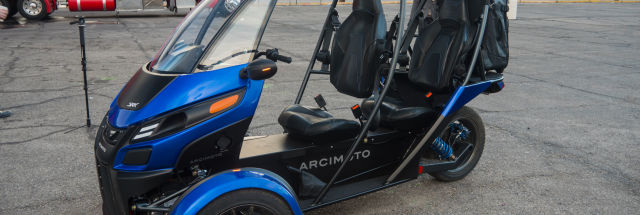 The Arcimoto Srk Electric Vehicle Is The Most Fun Thing We Did At