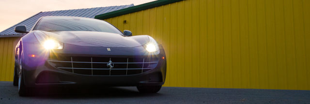 Getting To Know The Ff A Ferrari You Can Drive Every Day Ars Technica