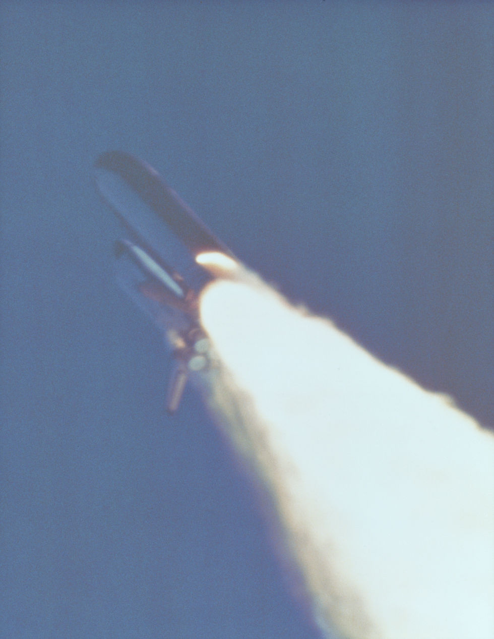 which apollo space shuttle blew up - photo #10