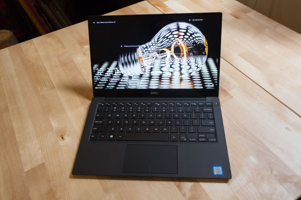 dell xps 13 review skylake and thunderbolt 3 make the best a little