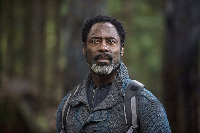 Isaiah Washington as Jaha in <i>The 100</i>.