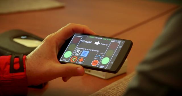 Smartphone-based system does job of pancreas, treats type 1 diabetes