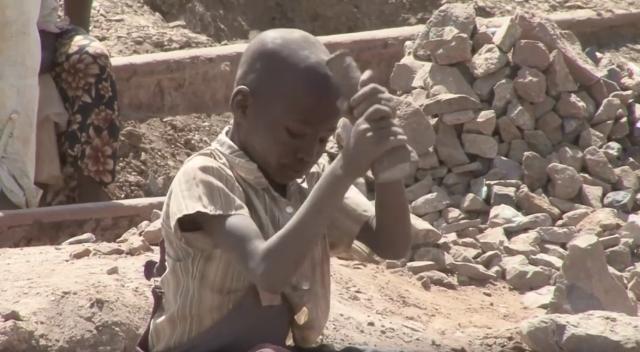 Amnesty International report: Children mine cobalt used in gadget batteries
