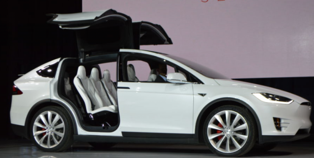 Tesla says supplier botched Falcon Wing door hydraulics for Model X