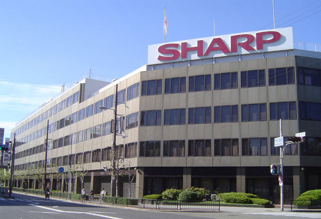 Foxconn bids $5.3 billion to take over Japan's embattled Sharp