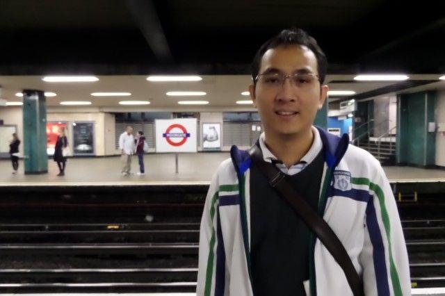 Petitioner Supap Kirtsaeng in 2014.