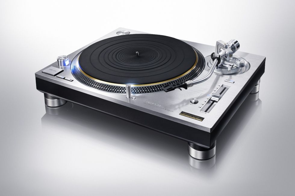 The legendary Technics SL-1200 turntable is back and better than ever