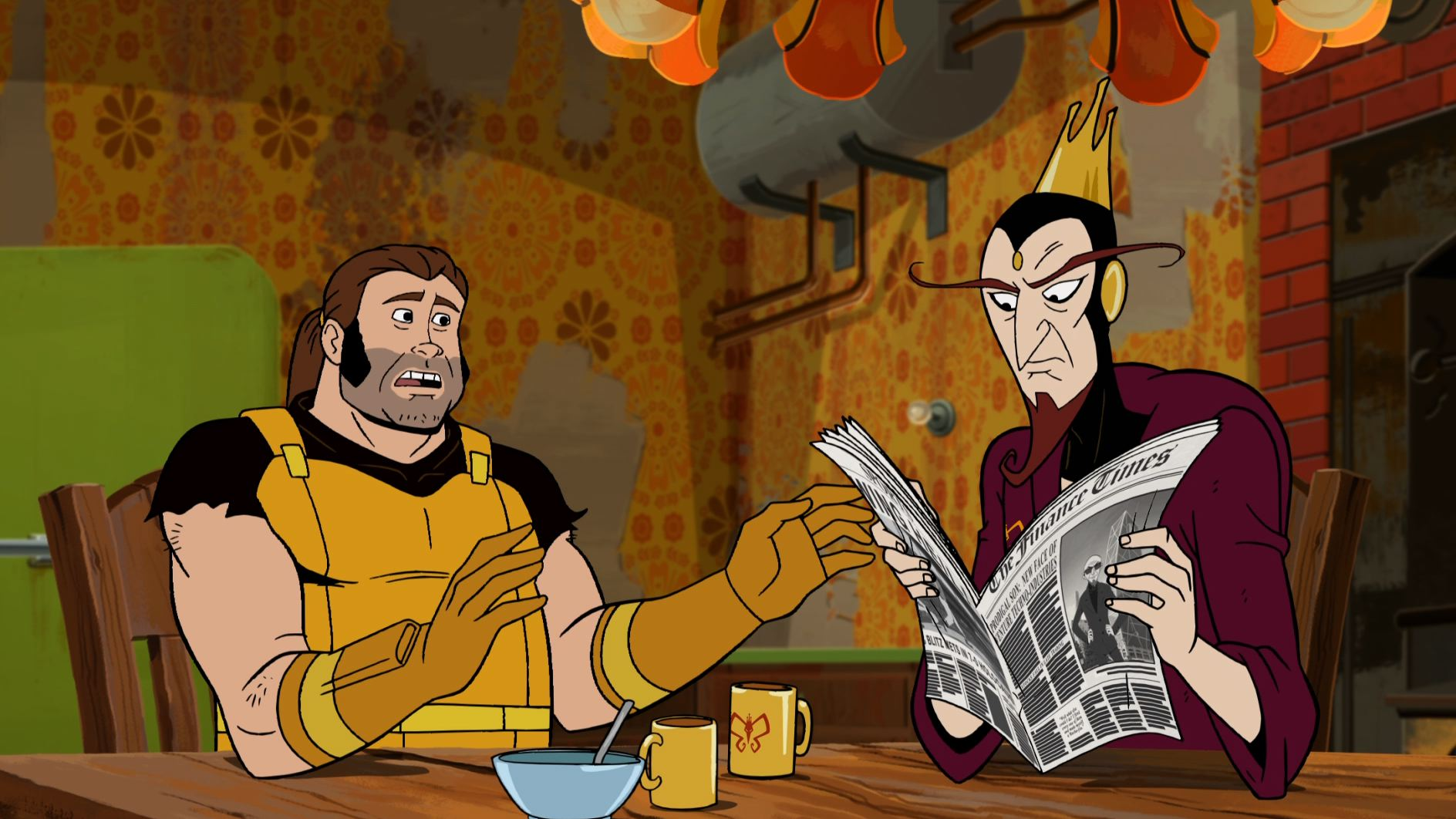 the venture bros season 1 episode 9