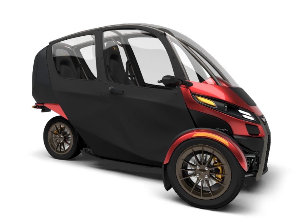 The Arcimoto Srk Electric Vehicle Is The Most Fun Thing We