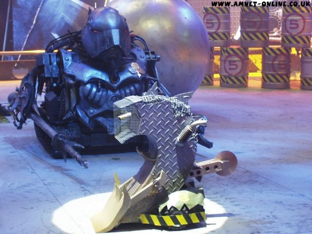 Robot Wars is coming back to the BBC later this year