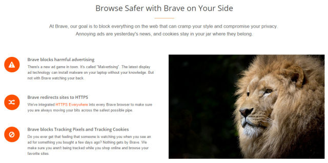 Mozilla co-founder unveils Brave, a browser that blocks ads by default