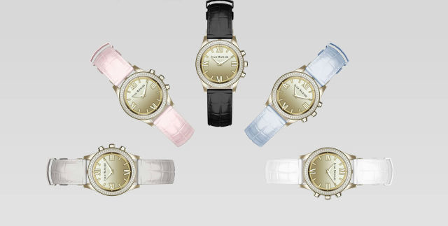 HP teams up with designer Isaac Mizrahi to make a flashy women's smartwatch