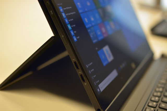 Dell refreshes Latitude 7000 line, adds USB Type-C and a
