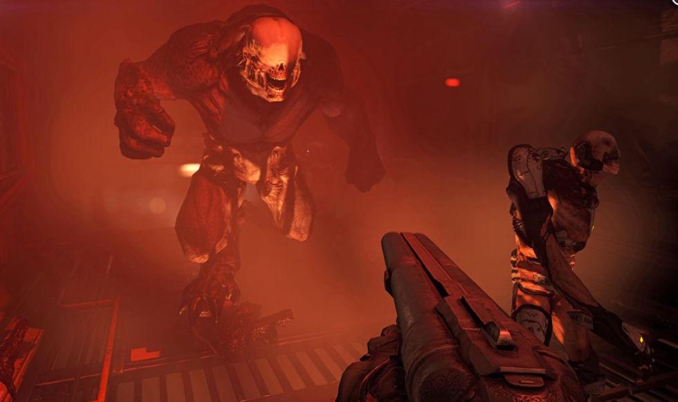 Doom X – DoomX monsters , Flesh Wizards and Gangsta Grosse