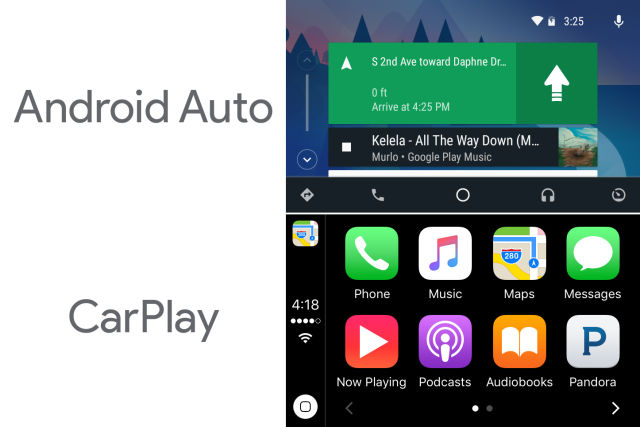 CarPlay vs Android Auto: Different approaches, same goal | Ars Technica