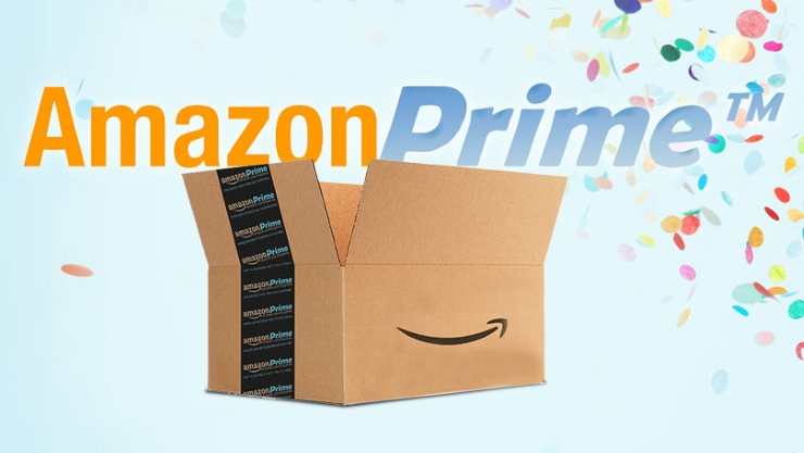 Amazon Prime Student subscription product image