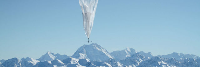 Project Loon signs its first deal for...