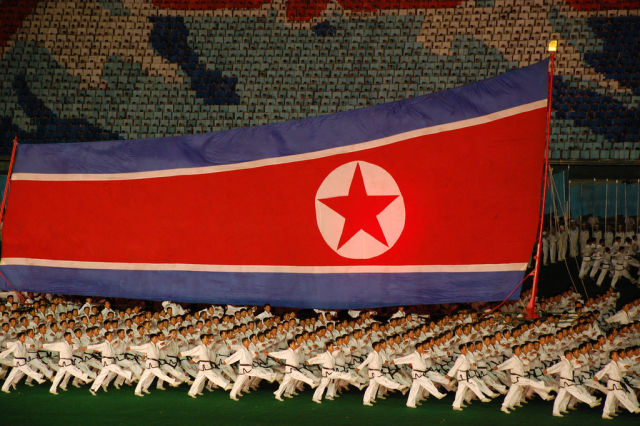Seismometers detect underground atomic bomb test in North Korea