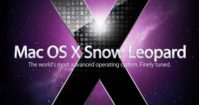 Apple updates Snow Leopard so you can continue to upgrade from Snow Leopard