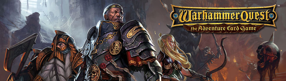 Warhammer Quest: The Adventure Card Game—dive into a dungeon of