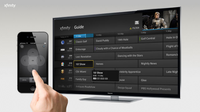 Comcast could see some new set-top box competition.