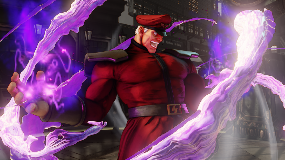 M. Bison laughs at your puny GTX 750 Ti.