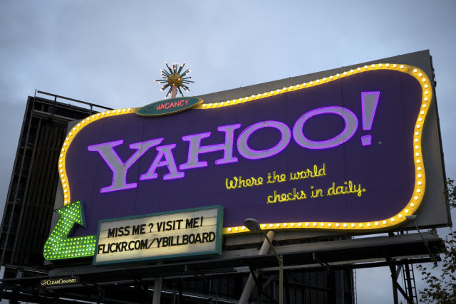 Verizon reportedly in the market to buy Yahoo for large user base