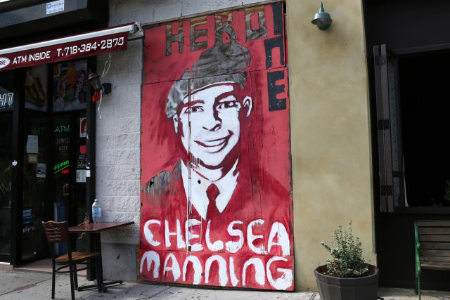 Chelsea Manning denied EFF articles because US Army cares about copyright