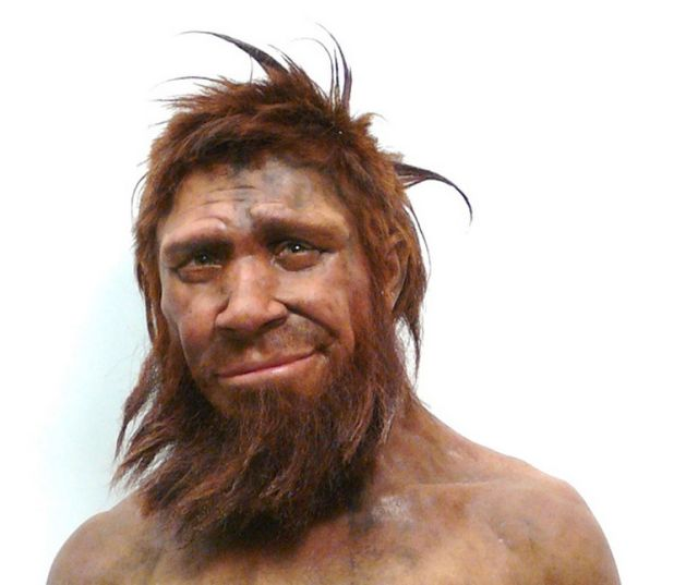 Would you do it with a Neanderthal? I mean, maybe, if he looked like this and knew his way around a Linux box.