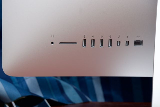 An errant update may have disabled your Mac's Ethernet port recently.