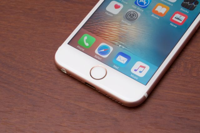 The iPhone 6, 6 Plus, 6S, and 6S Plus don't like it when you replace their TouchID sensors.