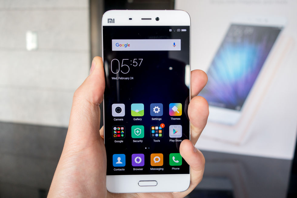 Watch Out Apple And Samsung Xiaomis Mi 5 Phone Is Coming For You
