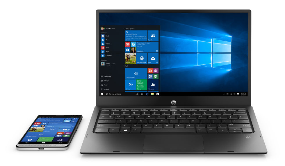 "The HP Mobile Extender, apparently codenamed ""Falcon""."