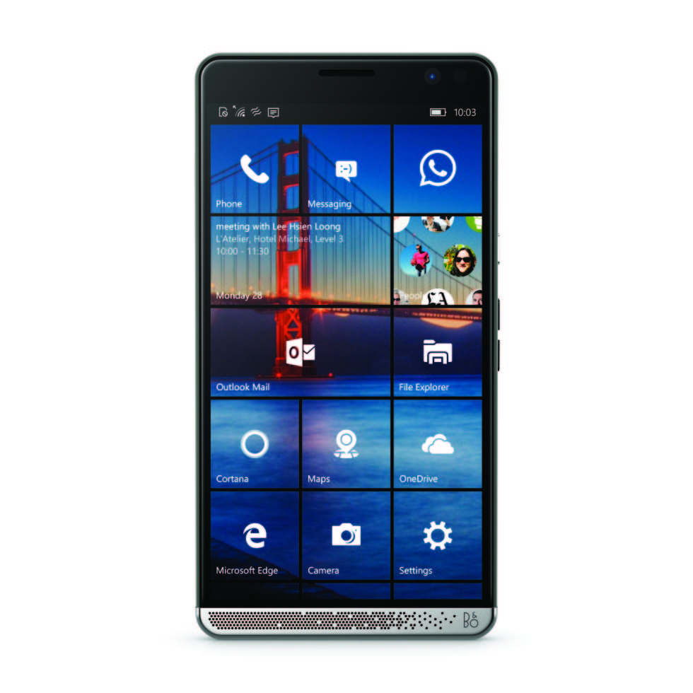 Hp elite x3 a flagship windows phone that s unambiguously enterprisey ars technica - Ars manufacti mobel ...