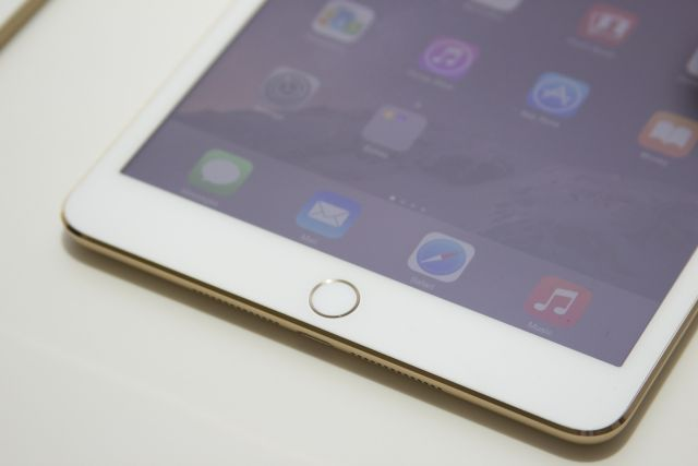 The iPad Air 2. A new version could bring over multiple features from the iPad Pro.