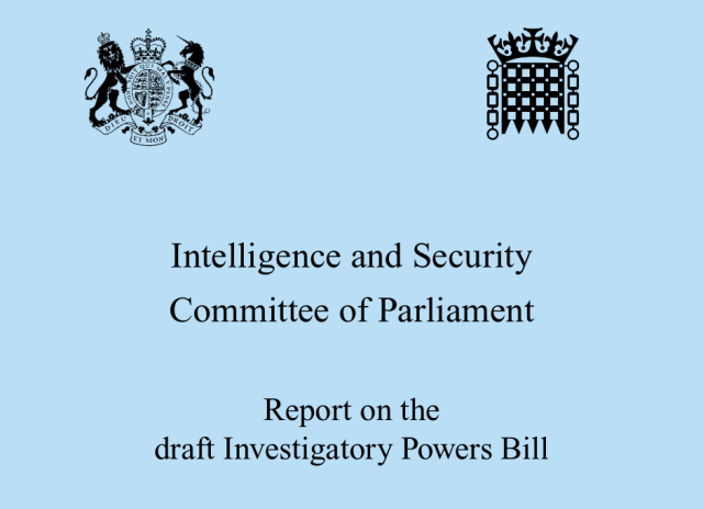 Previously tame UK parliament watchdog rips into new Snooper's Charter