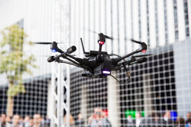 AT&T and Intel want drones connected to an LTE network