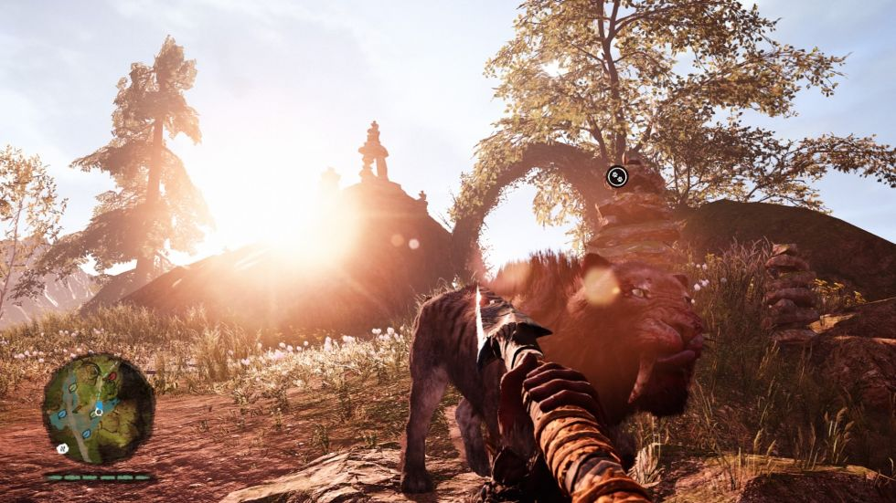 The game looks and runs wonderfully, especially compared to some recent Ubisoft games.
