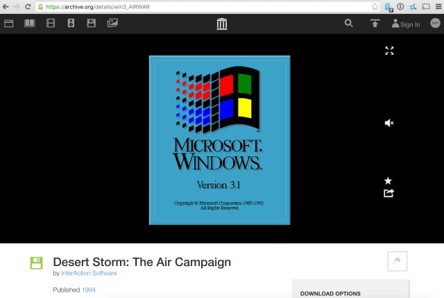 1,500 Windows 3 1 shareware apps are now free, immortalized on your