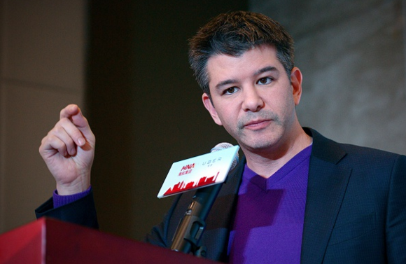 Uber CEO: History repeats itself when we resist transportation innovation