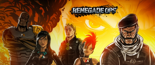 Yesssss Renegade Ops! For free!