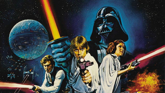 Original 1977 Star Wars 35mm print has been restored and released online