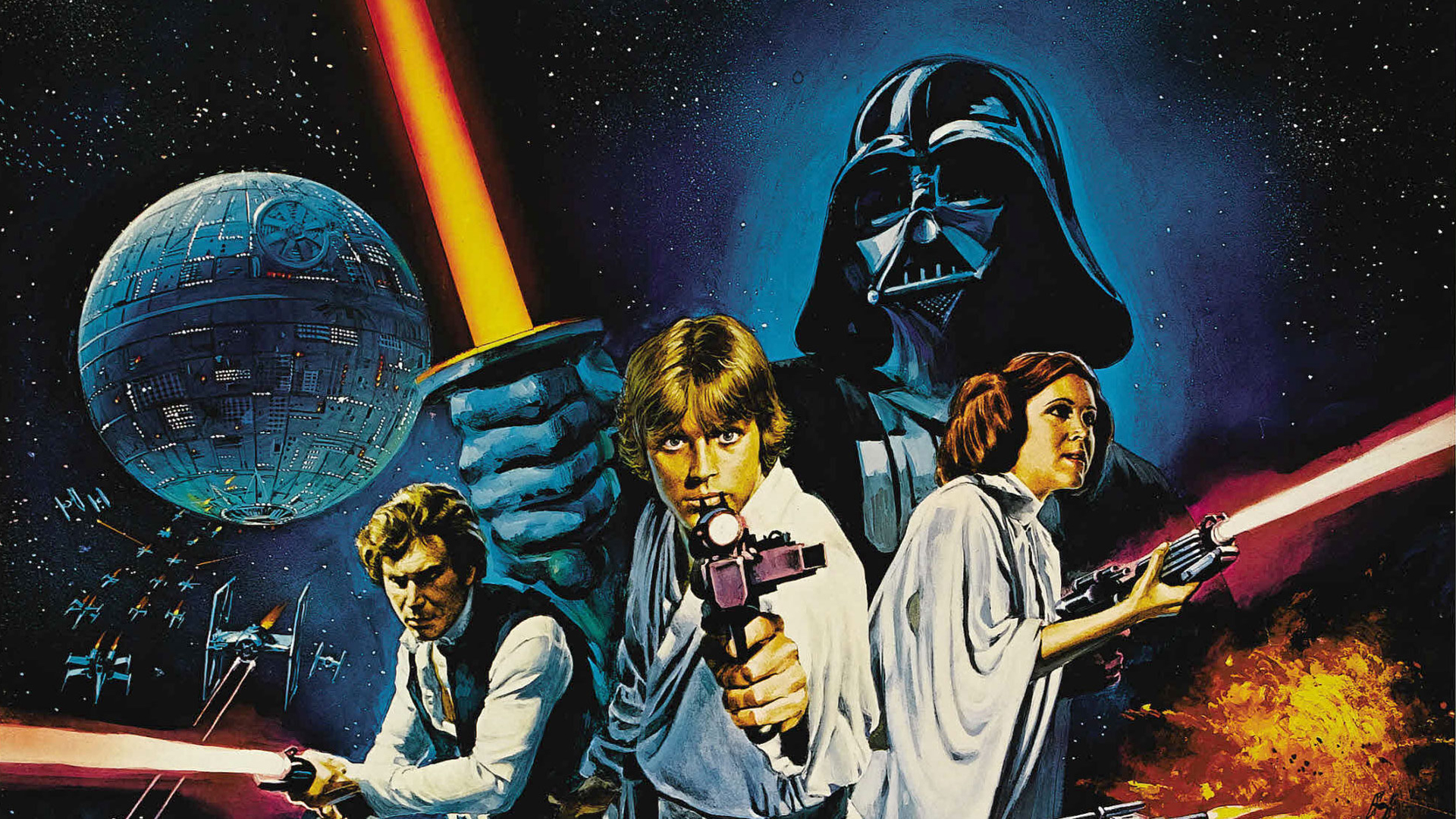 Original 1977 Star Wars 35mm Print Has Been Restored And Released