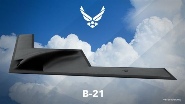 Meet America's next top bomber—the B-21