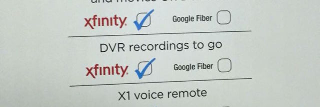 Comcast begs Atlanta customers not to switch to Google Fiber