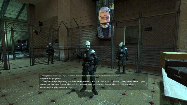 Ah, City 17. (We all &lt;3 <em>Half-Life 2</em>)