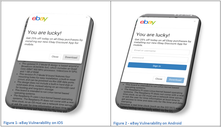 Ebay Has No Plans To Fix Severe Bug That Allows Malware