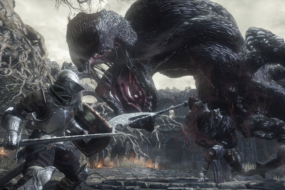 Dark Souls 3: Cowards and newcomers need not apply